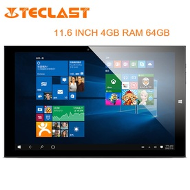 Таблет 11.6 инча  Teclast Tbook 4GB-64GB с WINDOWS и ANDROID